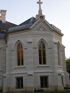 Nádasdy Kastély - Kápolna
