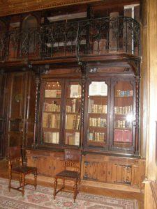 Nádasdy Kastély - Könyvtár